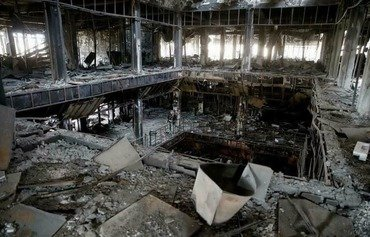 Iraq to restore University of Mosul's library