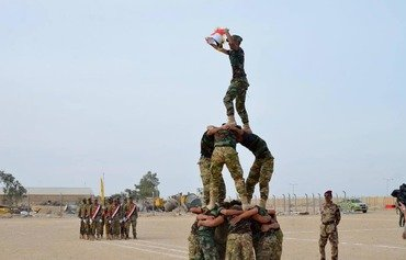 Iraqi forces prepare for western Anbar push