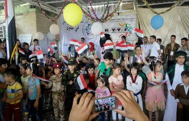 Youth overturn ISIS ideology in Mosul schools