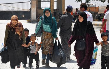 Indonesians decry ISIS 'lies' after fleeing Syria's al-Raqa
