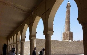 ISIS destruction of Mosul's al-Nuri mosque 'declaration of defeat'