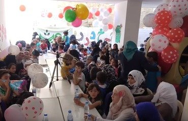 ANF elements ban children's festival in Idlib province