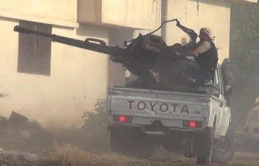 FSA factions take on ISIS, allies in rural Daraa