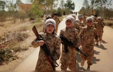 ISIS continues to recruit, groom child soldiers
