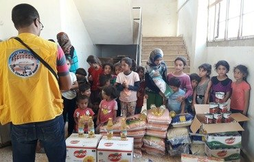 Al-Raqa Civil Council plays key role in supporting those in need