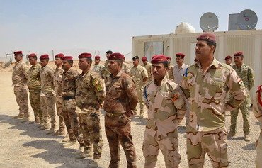 Iraqi forces prepare for western Anbar assault