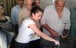 Northern Syrians elect local representatives