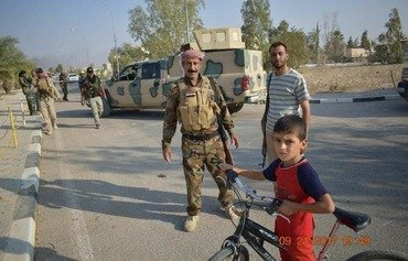 Iraq begins Anah reconstruction a few days after liberation