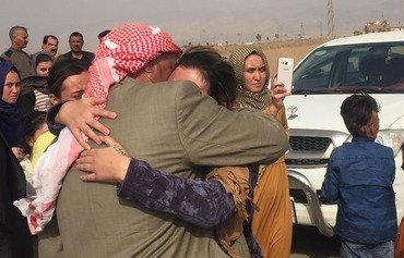With ISIS stripped of territory, search for missing Yazidis widens
