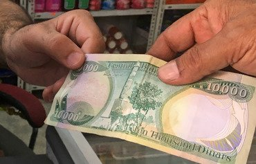 Iraq's Central Bank targets terror financing