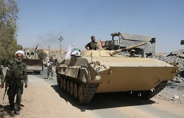 Iraq to bring armed groups under state control