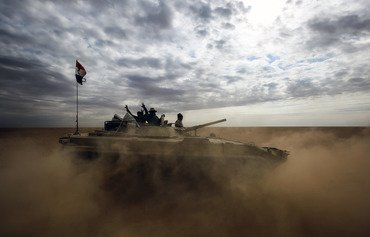 Iraqi forces mobilise to fend off ISIS infiltration