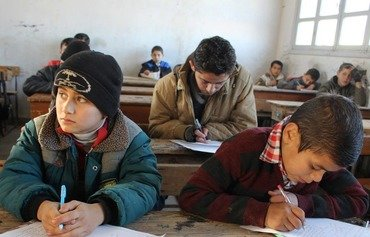 Schools in Idlib closed to safeguard students