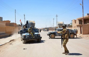 Iraqi forces hunt down ISIS pockets in al-Rutba