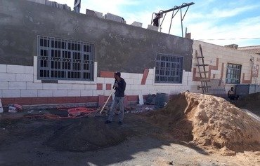 Reconstruction picks up pace in Anbar cities