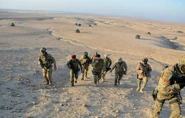 Joint forces clear ISIS remnants from Tuz Khurmatu area