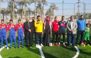 Anbar cities see sports revival in post-ISIS era