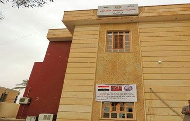 Anbar reopens agencies offering civil, legal services for residents