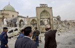 Mosul's iconic al-Nuri mosque to be rebuilt