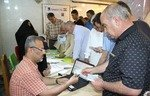 Iraq prepares for 'free, fair' election process