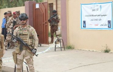 Iraqi elections 'special vote' begins for military personnel, expats