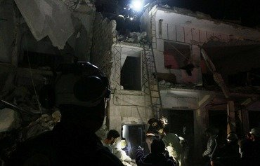 Death toll rises after Idlib city centre explosion