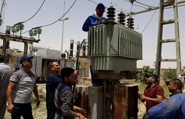 Iraq restores electricity to Mosul, but supply remains weak