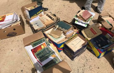Iraq recovers hundreds of rare books stolen by ISIS