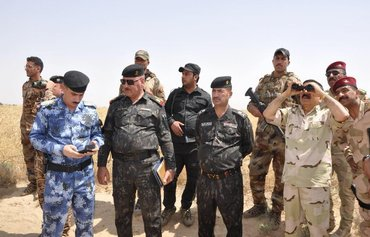 Iraqi forces stage back-to-back raids on ISIS