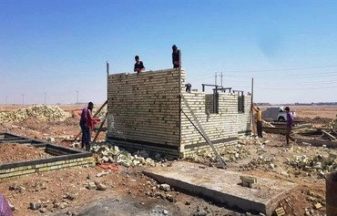 Ramadi rebuilds low-income complex post-ISIS