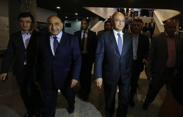 Iraqi PM designate gets challenge of forming government