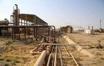 Iraq reactivates ISIS-damaged oilfields, refineries