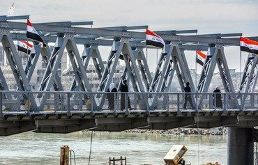 Iraq moves ahead with reconstruction projects