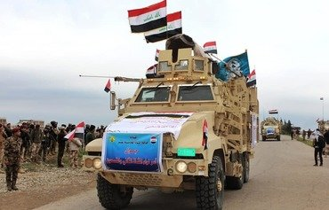 Iraqi army celebrates 98th anniversary of its founding
