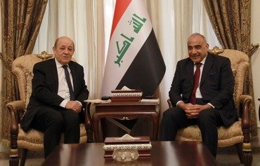 France committed to its partnership with Iraq: officials