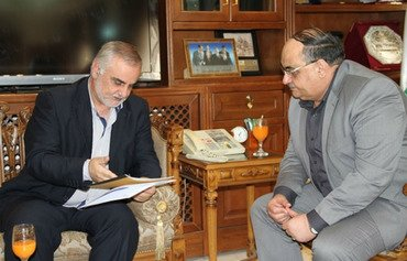 Iran seeks to expand interests via Syria reconstruction efforts