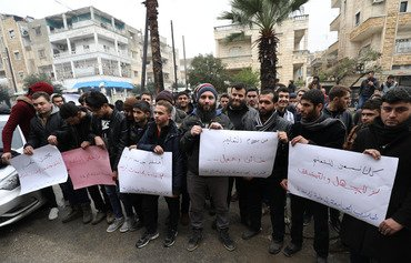 Syria students say extremists waging war on their future