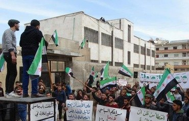 Tahrir al-Sham shuts down 2 Syrian universities