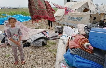 Iraq steps up efforts to evacuate families affected by flood