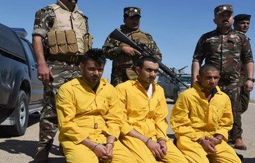 Iraqi forces crack down on ISIS sleeper cells