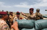 Iraqi forces thwart ISIS oil smuggling attempt in Salaheddine