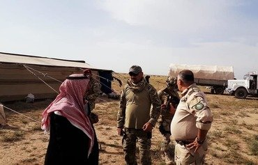 Iraqi forces adopt new tactics against ISIS remnants in Anbar desert