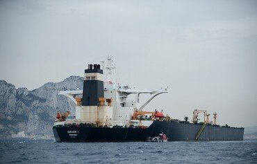 UK seeks guarantees ahead of tanker's release