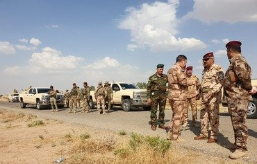 Iraqi forces step up operations against ISIS remnants in Sinjar