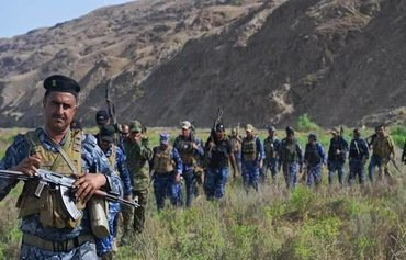 Iraqi forces close in on ISIS remnants in al-Sharqat