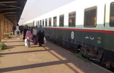 ISIS-hit Baghdad-Baiji rail link back in service