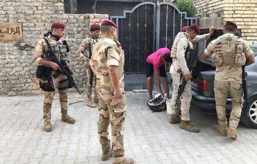 8 alleged drug traffickers caught after Baghdad prison breakout