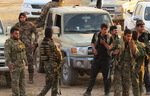 Iraq ramps up effort to rein in Ninawa militia