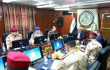 Iraqi forces begin phase 4 of 'Will of Victory'
