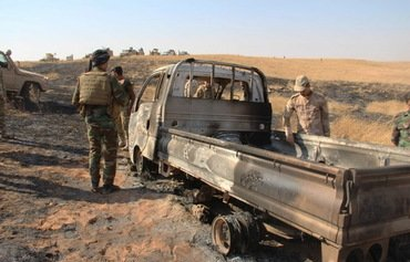 ISIS leaders killed, arrested in Wadi Houran